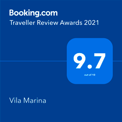 booking award sevencollection vila marina